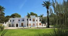 fachada Museo Villa Harris, Tánger