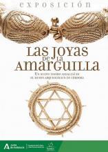 Cartel exposición Los tesoros de la Amarguilla museo de Córdoba