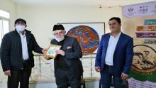 Malek Bennouna recoge el reconocimiento en Tetuán