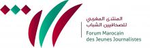 Logo Foro Marroquí de Jóvenes Periodistas