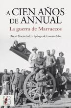 Portada libro 'A cien años de Annual'