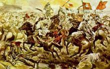 cuadro batalla alcazarquivir