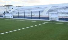 vista gradas del estadio de Rincón (M'diq)
